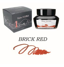 SAILOR SAILOR KOBE NO. 39 BRICK RED - 50ML BOTTLED INK