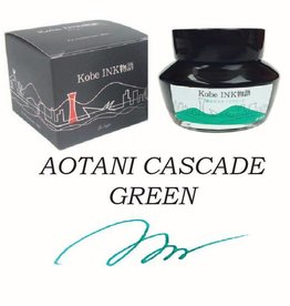 SAILOR SAILOR KOBE BOTTLED INK NO. 47 AOTANI CASCADE GREEN