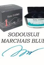 SAILOR SAILOR KOBE BOTTLED INK NO. 48 SODOUSUJI MARCHAIS BLUE