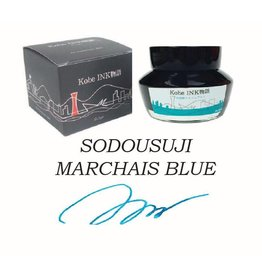 SAILOR SAILOR KOBE NO. 48 SODOUSUJI MARCHAIS BLUE - 50ML BOTTLED INK