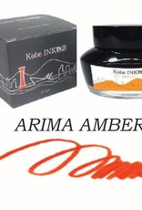 SAILOR SAILOR KOBE BOTTLED INK NO. 8 ARIMA AMBER