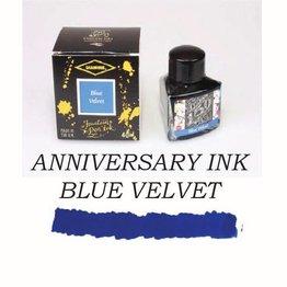 DIAMINE DIAMINE ANNIVERSARY BOTTLED INK 40 ML - BLUE VELVET