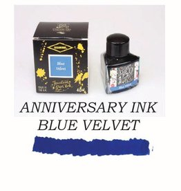 DIAMINE DIAMINE BLUE VELVET - 40ML ANNIVERSARY BOTTLED INK