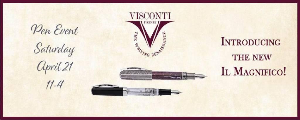 VISCONTI PEN EVENT