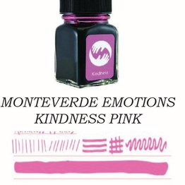 MONTEVERDE MONTEVERDE KINDNESS PINK - 30ML EMOTIONS BOTTLED INK