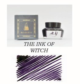 SAILOR SAILOR BUNGUBOX BOTTLED INK THE INK OF WITCH