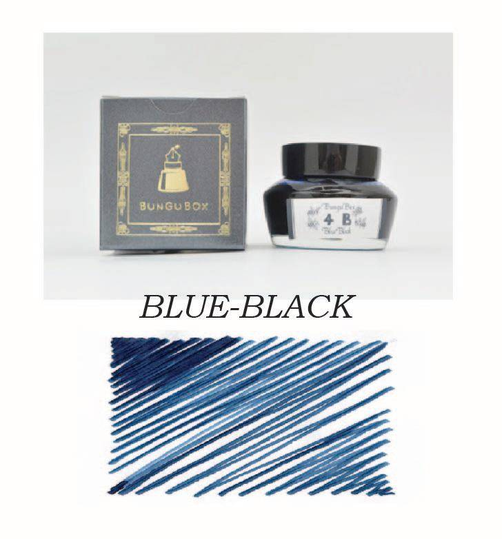 SAILOR SAILOR BUNGUBOX BOTTLED INK BLUE-BLACK