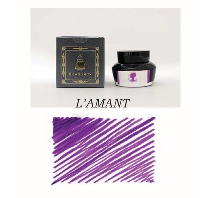 SAILOR SAILOR BUNGUBOX L'AMANT - 50ML BOTTLED INK