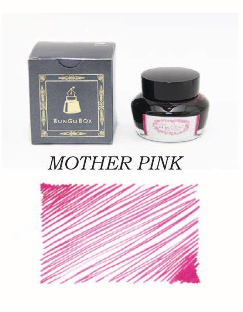 SAILOR SAILOR BUNGUBOX BOTTLED INK MOTHER PINK