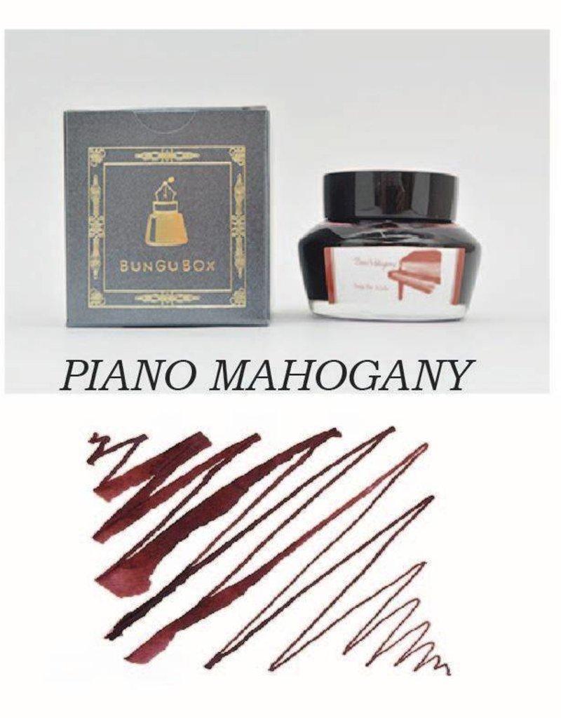 SAILOR SAILOR BUNGUBOX BOTTLED INK PIANO MAHOGANY