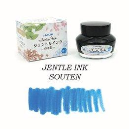 Sailor Sailor Jentle Souten Azure Sky (Colors Of Four Seasons) - 50ml Bottled Ink