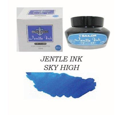 Sailor Sailor Jentle Sky High - 50ml Bottled Ink
