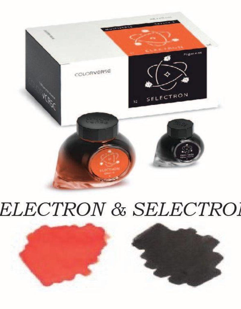 COLORVERSE COLORVERSE ELECTRON & SELECTRON - 65ML + 15ML BOTTLED INK