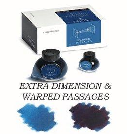 COLORVERSE COLORVERSE EXTRA DIMENSIONS & WARPED PASSAGES - 65ML + 15ML BOTTLED INK