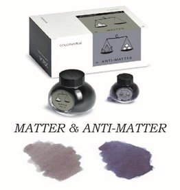 COLORVERSE COLORVERSE BOTTLED INK MATTER & ANTI-MATTER 65ML + 15ML