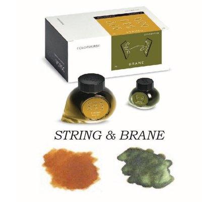 Colorverse Colorverse No. 25 & 26 String & Brane - 65ml + 15ml Bottled Ink