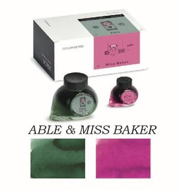 COLORVERSE COLORVERSE ABLE & MISS BAKE - 65ML + 15ML BOTTLED INK