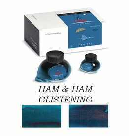 COLORVERSE COLORVERSE HAM &  HAM GLISTENING - 65ML + 15ML BOTTLED INK