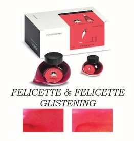 COLORVERSE COLORVERSE NO. 49 & 50 FELICETTE & FELICETTE GLISTENING - 65ML + 15ML BOTTLED INK