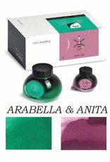 COLORVERSE COLORVERSE NO. 51 & 52 ARABELLA & ANITA - 65ML + 15ML BOTTLED INK