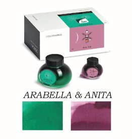 COLORVERSE COLORVERSE ARABELLA & ANITA - 65ML + 15ML BOTTLED INK