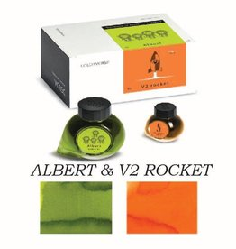 COLORVERSE COLORVERSE NO. 41 & 42 ALBERT & V-2 ROCKET - 65ML + 15ML BOTTLED INK