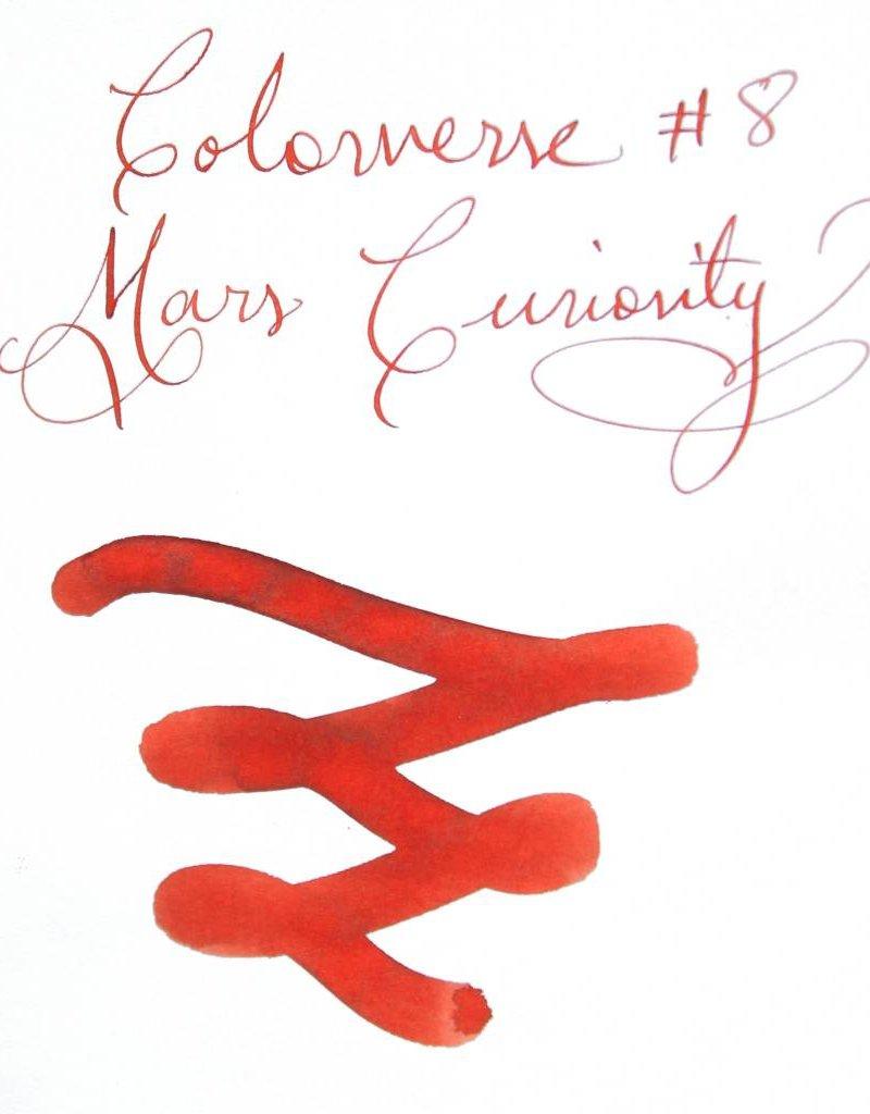 COLORVERSE COLORVERSE NO. 8 MARS CURIOSITY - 65ML + 15ML BOTTLED INK