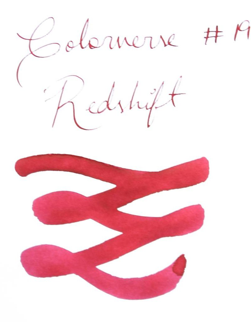 COLORVERSE COLORVERSE REDSHIFT - 65ML + 15ML BOTTLED INK