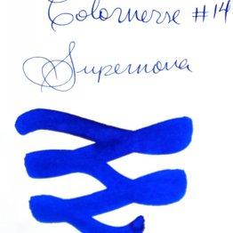 COLORVERSE COLORVERSE NO. 14 SUPERNOVA - 65ML + 15ML BOTTLED INK