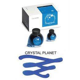 Colorverse Colorverse No. 12 Crystal Planet - 65ml + 15ml Bottled Ink