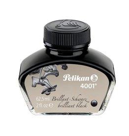 PELIKAN PELIKAN 4001 BRILLIANT BLACK - 62.5ML BOTTLED INK