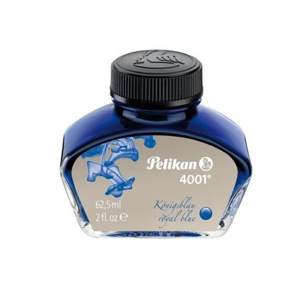 Pelikan Pelikan 4001 Royal Blue - 62.5ml Bottled Ink