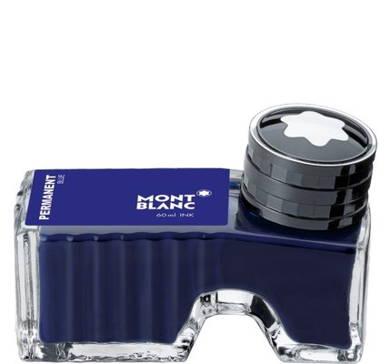 Montblanc Montblanc Permanent Blue - 60ml Bottled Ink