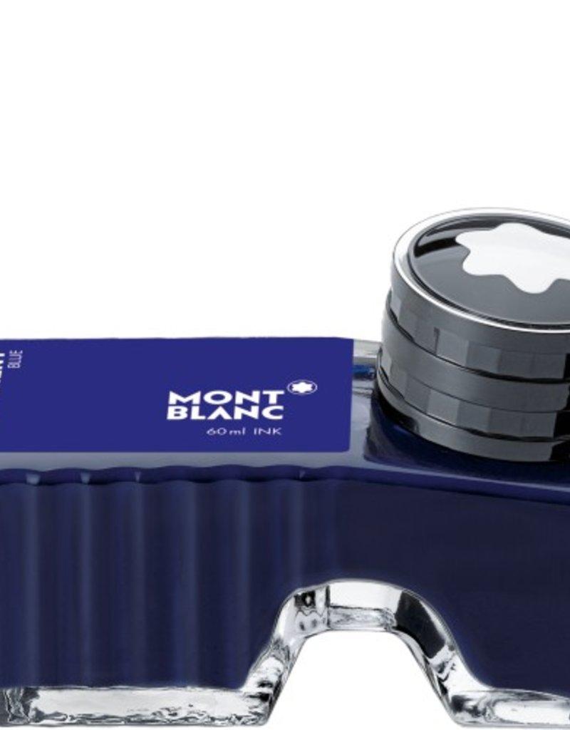 MONTBLANC MONTBLANC PERMANENT BLUE - 60ML BOTTLED INK