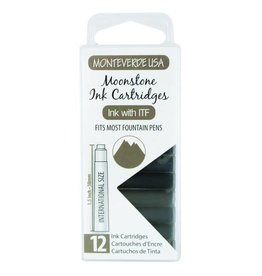 MONTEVERDE MONTEVERDE MOONSTONE (GEMSTONE) - INK CARTRIDGES