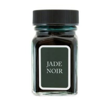 MONTEVERDE MONTEVERDE JADE - 30ML NOIR BOTTLED INK