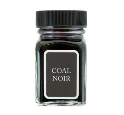 Monteverde Monteverde Coal - 30ml Noir Bottled Ink