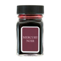 MONTEVERDE MONTEVERDE MERCURY - 30ML NOIR BOTTLED INK