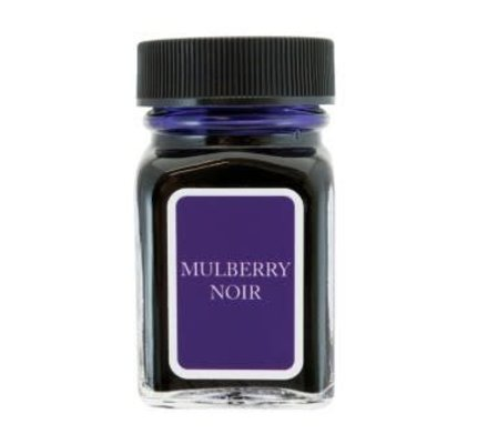 MONTEVERDE MONTEVERDE MULBERRY - 30ML NOIR BOTTLED INK