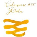 COLORVERSE COLORVERSE NO. 35 ADOBE - 65ML + 15ML BOTTLED INK