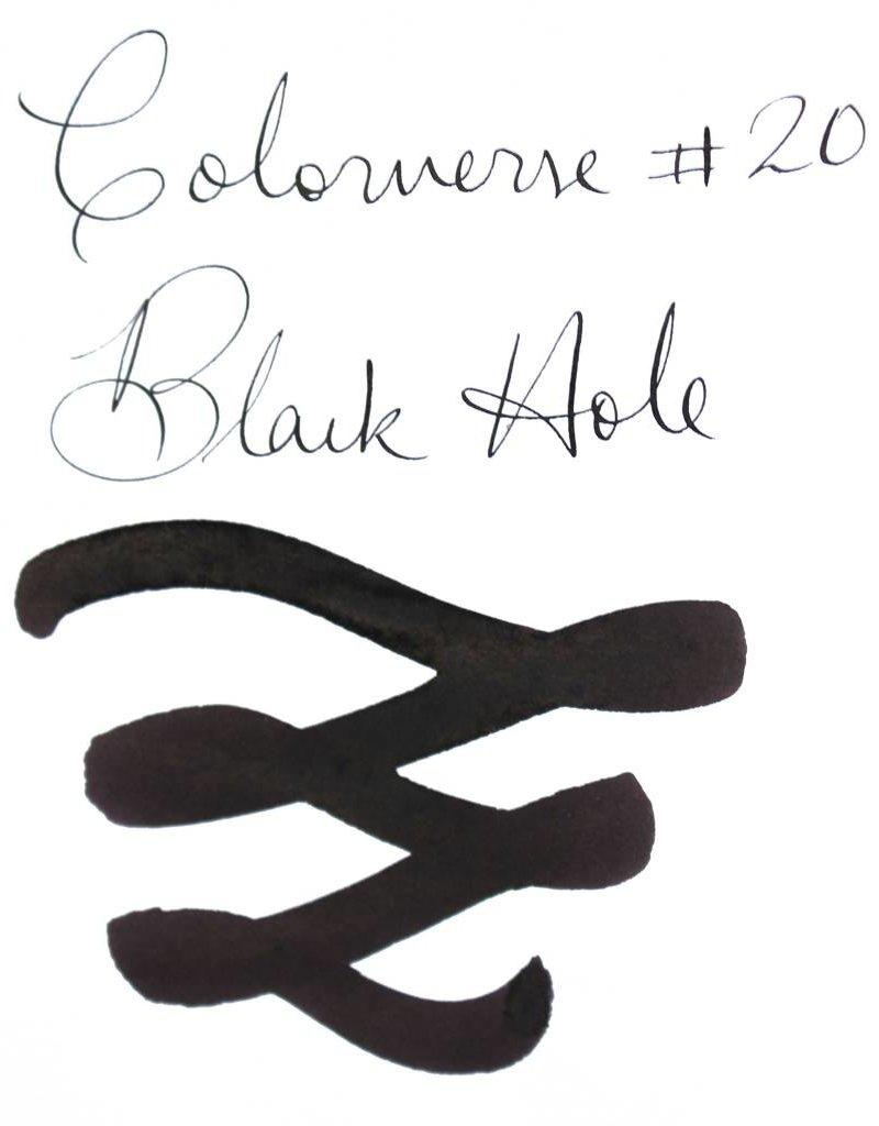 COLORVERSE COLORVERSE BLACK HOLE - 65ML + 15ML BOTTLED INK