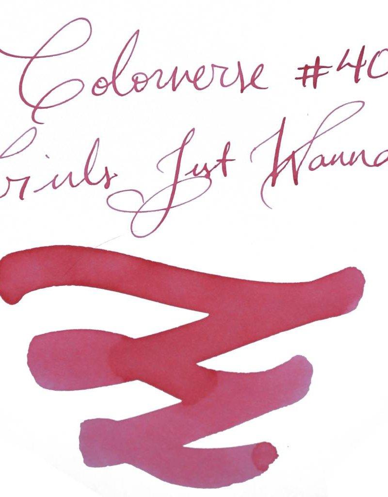 COLORVERSE COLORVERSE GIRLS JUST WANNA - 65ML + 15ML BOTTLED INK