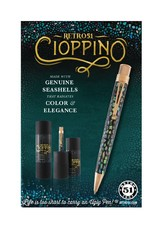 RETRO 51 RETRO 1951 CIOPPINO ROLLERBALL ROSE GOLD ACCENTS