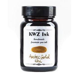 KWZ INK KWZ IRON GALL BOTTLED INK 60ML AZTEC GOLD