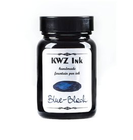 KWZ INK KWZ STANDARD BOTTLED INK 60ML BLUE BLACK