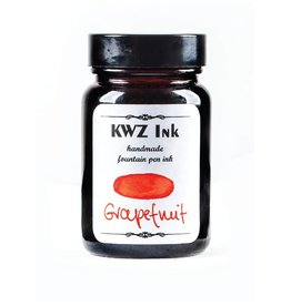 KWZ INK KWZ STANDARD BOTTLED INK 60ML GRAPEFRUIT