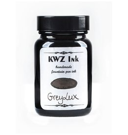 KWZ INK KWZ STANDARD BOTTLED INK 60ML GREY LUX