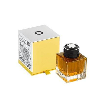 MONTBLANC MONTBLANC ZODIAKS THE PIG - 50ML BOTTLED INK