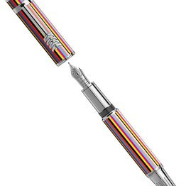 MONTBLANC MONTBLANC GREAT CHARACTERS SPECIAL EDITION THE BEATLES FOUNTAIN PEN