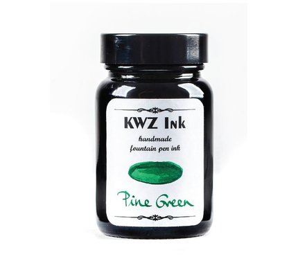KWZ INK KWZ STANDARD BOTTLED INK 60ML PINE GREEN